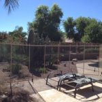 mesh pool fence arizona