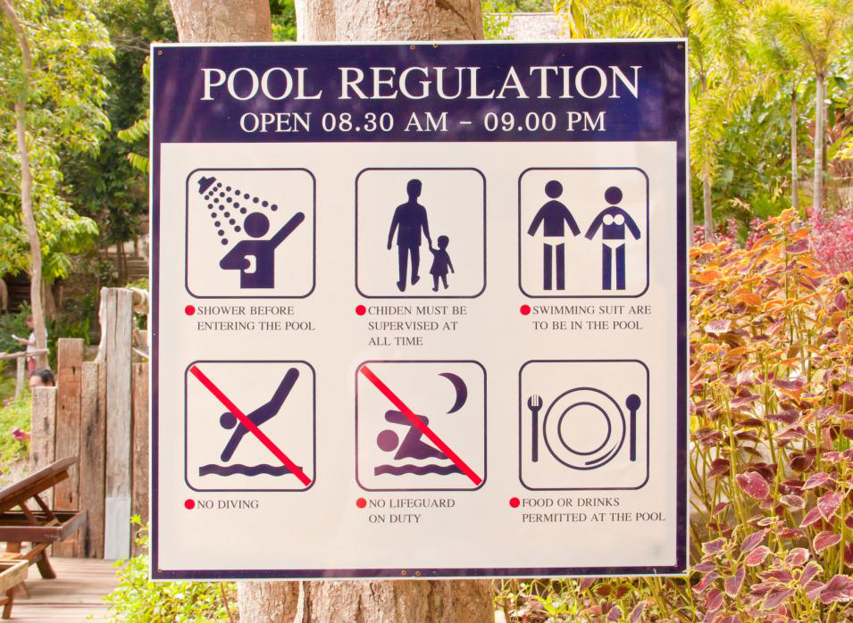 Pool Safety Guidelines in Arizona: What Signs Does Your ...